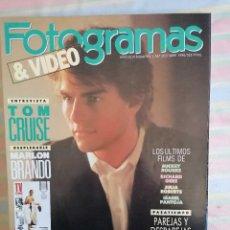 Cine: FOTOGRAMAS 1767 OCTUBRE 1990. Lote 261917030