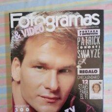 Cine: FOTOGRAMAS 1769 DICIEMBRE 1990. Lote 261917330