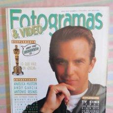 Cine: FOTOGRAMAS 1773 ABRIL 1991. Lote 261917965