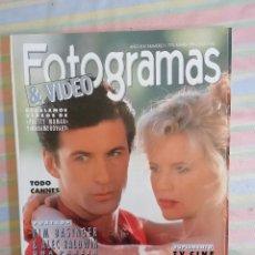 Cine: FOTOGRAMAS 1775 JUNIO 1991. Lote 261918325