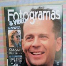 Cine: FOTOGRAMAS 1777 SEPTIEMBRE 1991. Lote 261918735