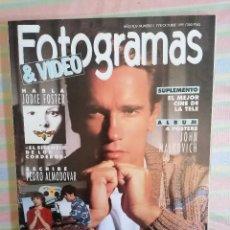 Cine: FOTOGRAMAS 1778 OCTUBRE 1991. Lote 261918855