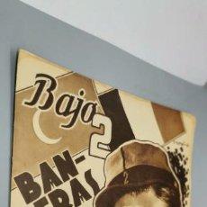 Cine: ARTICULO DE LA PELICULA BAJO DOS BANDERAS HISPANO FOX FILM AÑO 1936 EN LA REVISTA LECTURAS 10 PAGINA. Lote 262055835