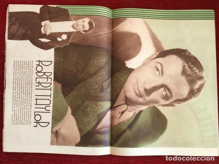 Cine: FILMS SELECTOS Gingers Rogers Laurel & Hardy Kitty Carlisle Myrna Loy Alice Faye 1936 - Foto 5 - 262177025
