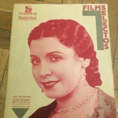 Cine: FILMS SELECTOS GRACE MOORE KATHARINE HEPBURN GINGER ROGERS DIXIE DUNBAR PAULETTE GODDA. Lote 262180085
