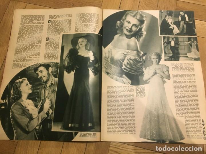 Cine: FILMS SELECTOS Grace Moore Katharine Hepburn Ginger Rogers Dixie Dunbar Paulette Godda - Foto 5 - 262180085