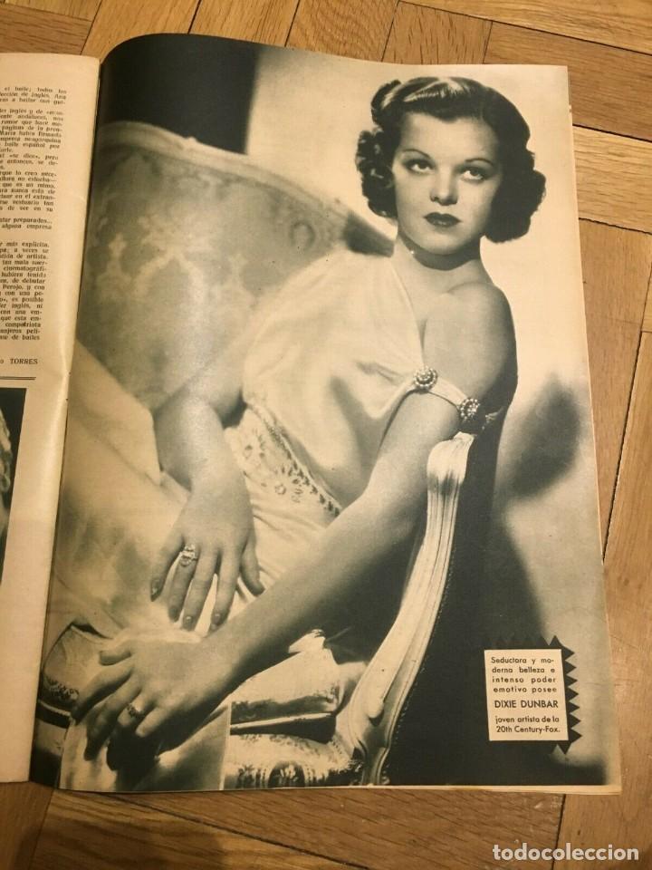 Cine: FILMS SELECTOS Grace Moore Katharine Hepburn Ginger Rogers Dixie Dunbar Paulette Godda - Foto 6 - 262180085