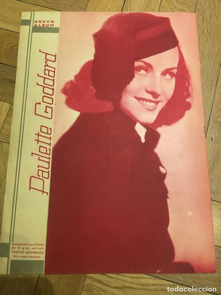 Cine: FILMS SELECTOS Grace Moore Katharine Hepburn Ginger Rogers Dixie Dunbar Paulette Godda - Foto 8 - 262180085