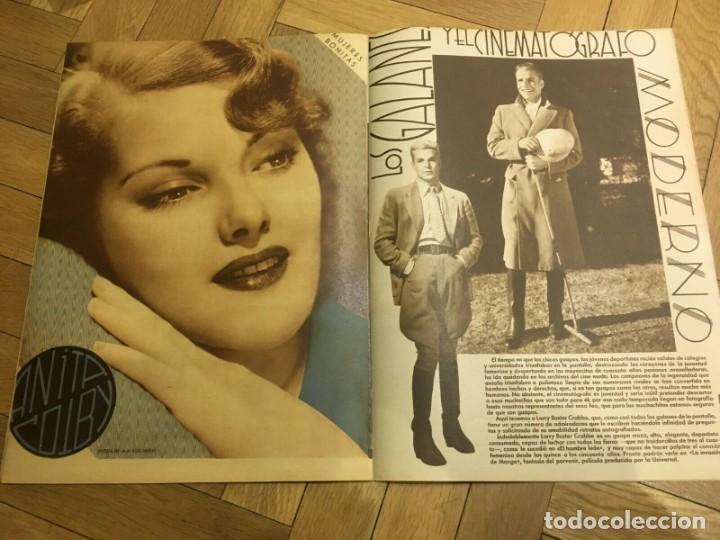 Cine: FILMS SELECTOS Raquel Rodrigo Jean Parker Olivia de Havilland Anita Colby Myrna Loy - Foto 3 - 262180185
