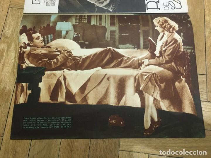 Cine: FILMS SELECTOS Ida Lupino Clark Gable Jean Harlow Margaret Sullavan Frances Drake - Foto 2 - 262180395