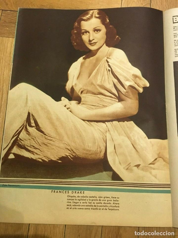 Cine: FILMS SELECTOS Ida Lupino Clark Gable Jean Harlow Margaret Sullavan Frances Drake - Foto 5 - 262180395