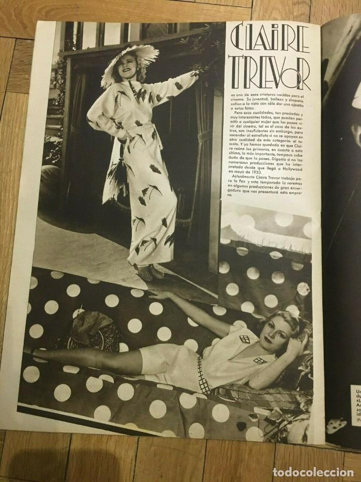 Cine: FILMS SELECTOS Ida Lupino Clark Gable Jean Harlow Margaret Sullavan Frances Drake - Foto 6 - 262180395