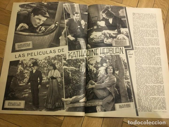 Cine: FILMS SELECTOS Dorothy Tompson Carole Lombard Anne Darling Katharine Hepburn Mirna Loy - Foto 5 - 262180635