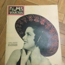 Cine: FILMS SELECTOS CAROL HUGHES GLADYS SWARTHOUT GERTRUDE MICHAEL OLIVIA DE HAVILLAND. Lote 262180930