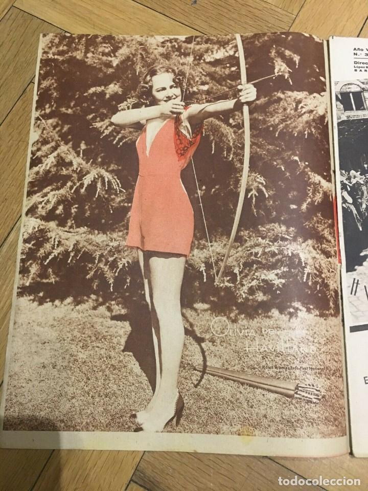 Cine: FILMS SELECTOS Myrna Loy Cover Olivia de Havilland Johnny Weissmüller Patricia Ellis - Foto 2 - 262181125