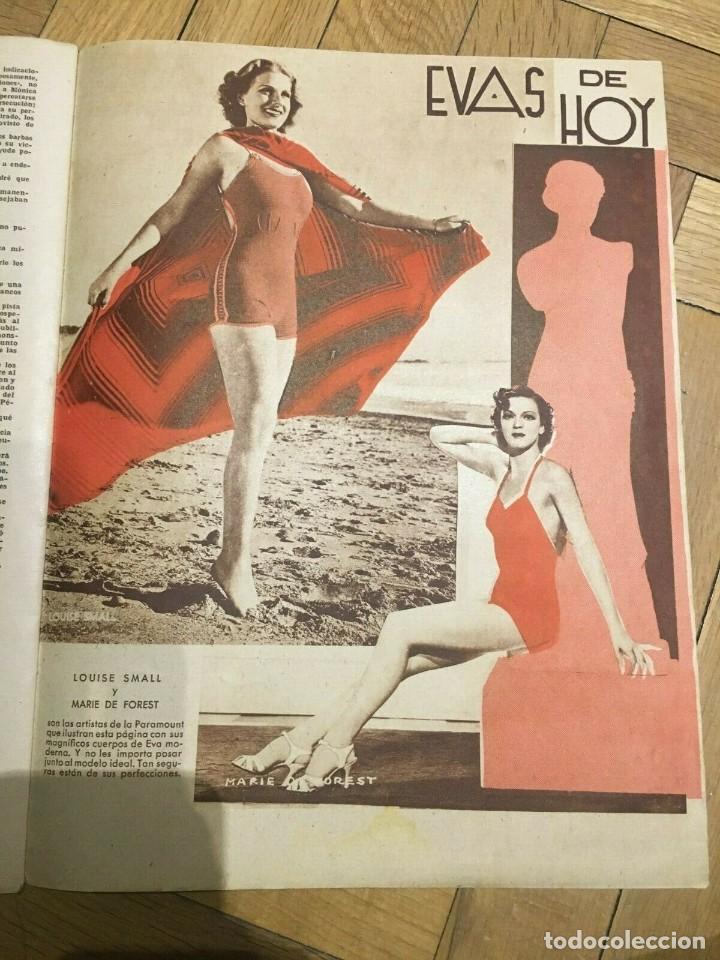 Cine: FILMS SELECTOS Myrna Loy Cover Olivia de Havilland Johnny Weissmüller Patricia Ellis - Foto 4 - 262181125