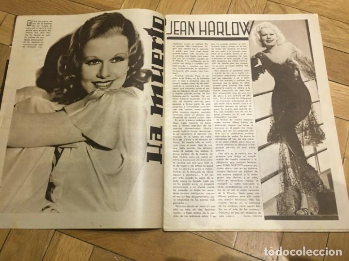 Cine: FILMS SELECTOS Gail Patrick on Cover Judith Barrett Jean Harlow Mae West Dick Powell - Foto 3 - 262181180