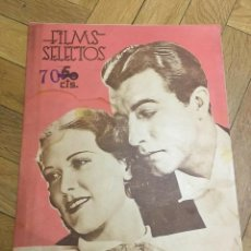 Cine: FILMS SELECTOS ELEANOR POWELL ROBERT TAYLOR CLAIRE TREVOR ANN SHERIDAN MARLENE DIETRIC. Lote 262181260