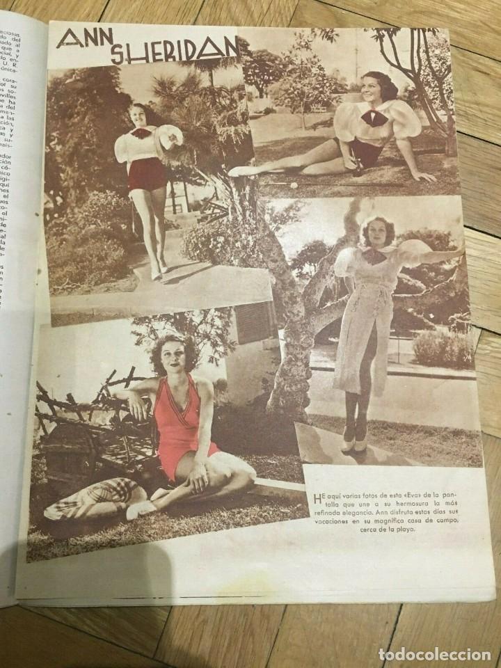 Cine: FILMS SELECTOS Eleanor Powell Robert Taylor Claire Trevor Ann Sheridan Marlene Dietric - Foto 3 - 262181260