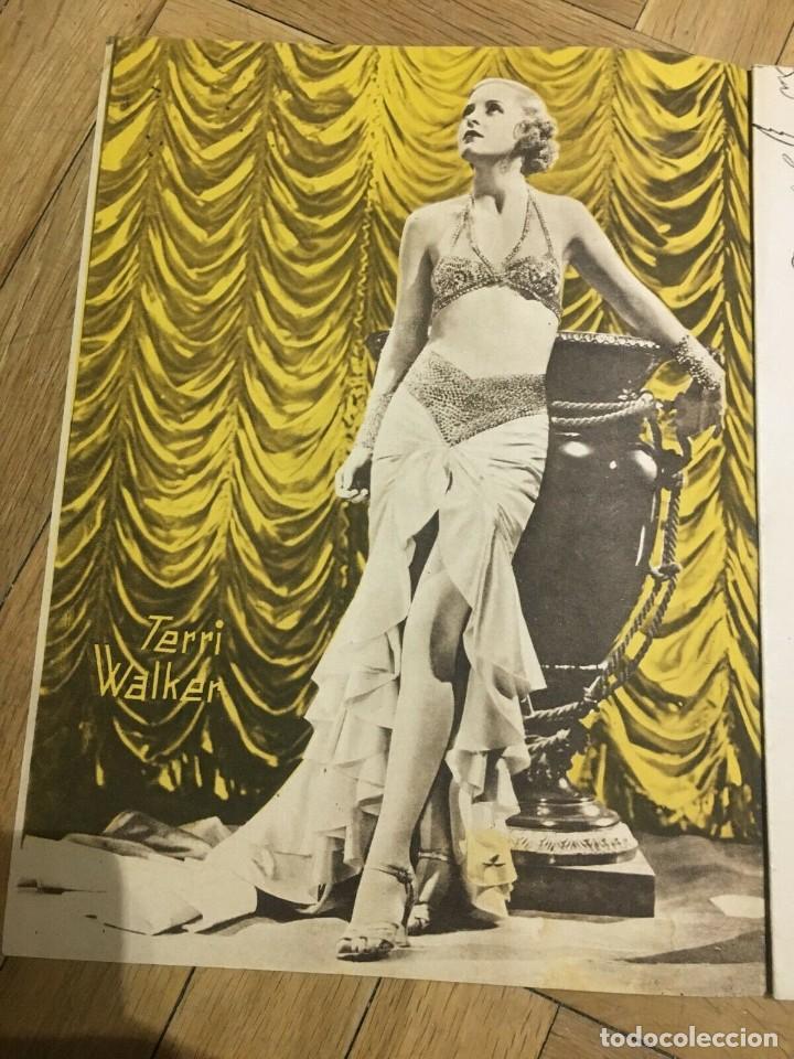 Cine: FILMS SELECTOS Barbara Stanwyck Terri Walker Barbara Read Clark Gable Nelson Eddy 1936 - Foto 2 - 262181395