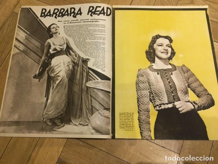 Cine: FILMS SELECTOS Barbara Stanwyck Terri Walker Barbara Read Clark Gable Nelson Eddy 1936 - Foto 3 - 262181395