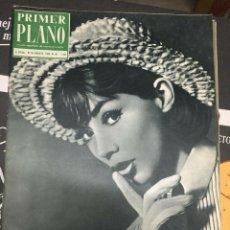 Cine: PRIMER PLANO HAYLEY MILLS ON COVER 1963 LEA KRUGER AGNES SPAAK. Lote 262181750