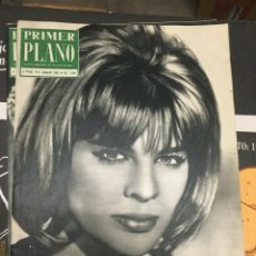Cine: PRIMER PLANO JULIE CHRISTIE ON COVER 1963 ANNETTE STROYBERG. Lote 262181870
