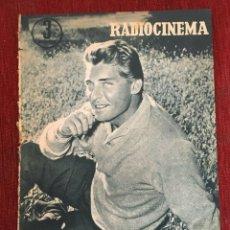 Cine: RADIOCINEMA 1956 DANI CRAYNE VIVIEN LEIGH MARILYN MONROE GIA SCALA JORGE RIVIERE. Lote 262182465