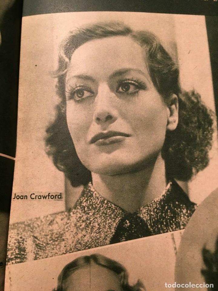 Cine: FILMS SELECTOS Joan Crawford Imperio Argentina Bette Davis Dorothy Dearing Clark Gable - Foto 2 - 262182625