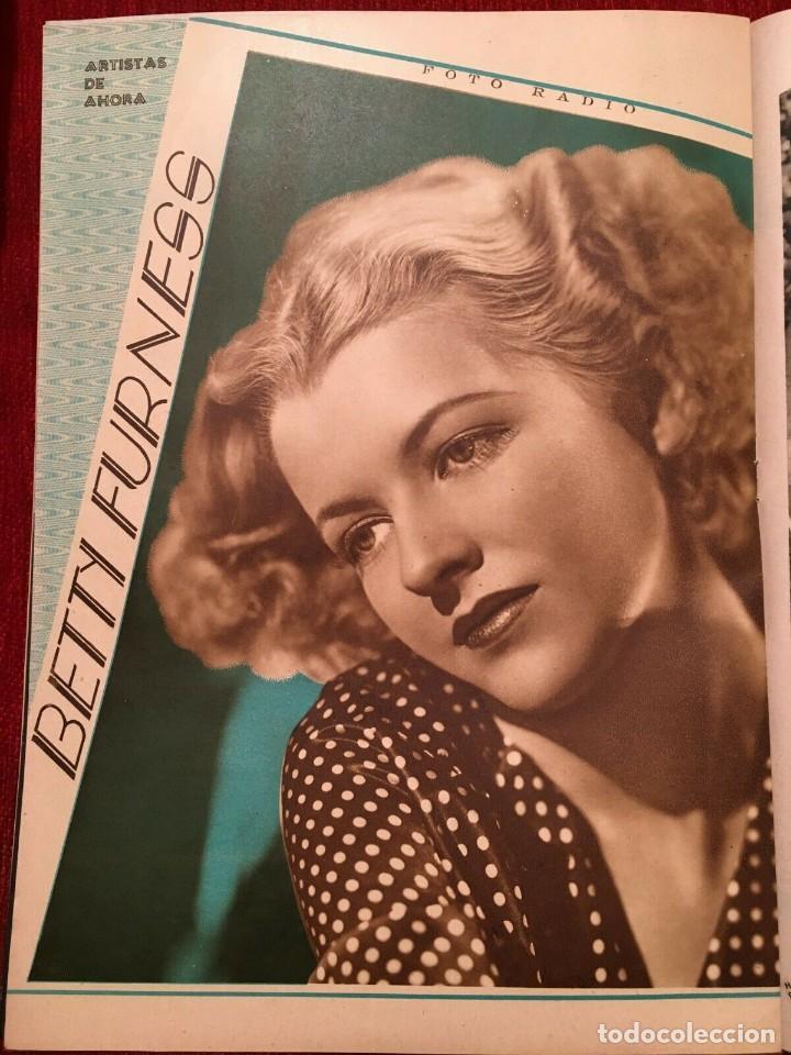 Cine: FILMS SELECTOS Joan Crawford Olivia De Haviland Margaret Sullavan Betty Furness 1936 - Foto 3 - 262182915