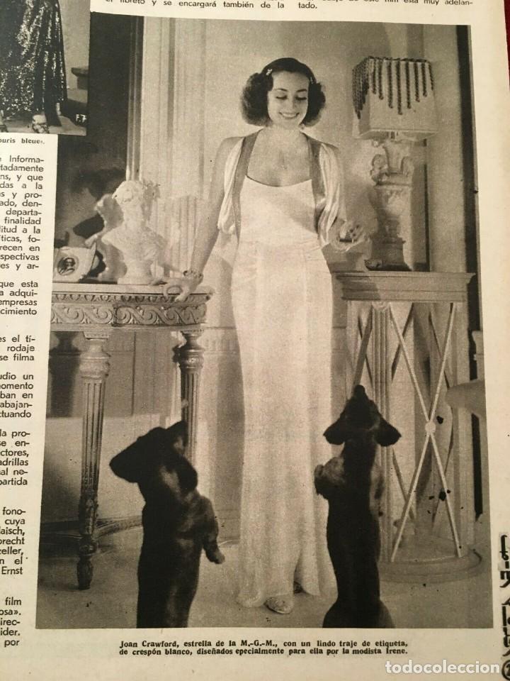 Cine: FILMS SELECTOS Joan Crawford Olivia De Haviland Margaret Sullavan Betty Furness 1936 - Foto 4 - 262182915