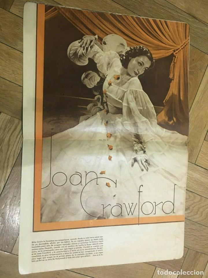 Cine: FILMS SELECTOS Joan Crawford Claudette Colbert Eleanore Whitney Warner Baxter Loretta - Foto 3 - 262183150