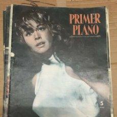 Cine: PRIMER PLANO EMMA PENELLA ON COVER JANETTE SCOTTT VERNON GRAY IRASEMA DILLIAN. Lote 262184750
