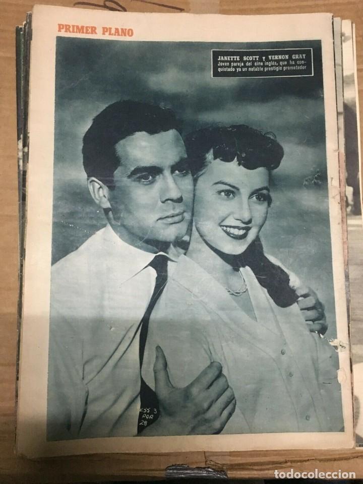 Cine: PRIMER PLANO Emma Penella on Cover Janette Scottt Vernon Gray Irasema Dillian - Foto 2 - 262184750