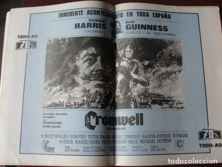 Cine: PANTALLAS Y ESCENARIOS 109 - 1971 - JEAN CLAUDE BRIALY - CINE FRANCES - SKAIFE - DE SICA - SANTPERE - Foto 3 - 262280575