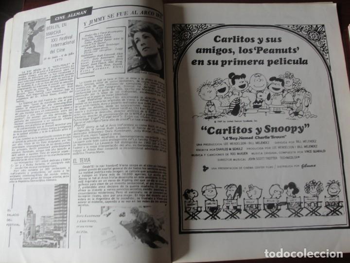 Cine: PANTALLAS Y ESCENARIOS 109 - 1971 - JEAN CLAUDE BRIALY - CINE FRANCES - SKAIFE - DE SICA - SANTPERE - Foto 4 - 262280575