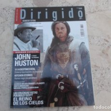 Cinema: DIRIGIDO POR Nº 345,EXTRA, DOSSIER JOHN HUSTON, EL REINO DE LOS CIELOS, KITCHEN STORIES,. Lote 262368080