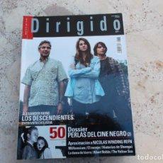 Cine: DIRIGIDO POR Nº 418, DOSSIER PERLAS DEL CINE NEGRO Y 2 PARTE, LOS DESCENDIENTES, NICOLAS WINDING REF. Lote 262373350