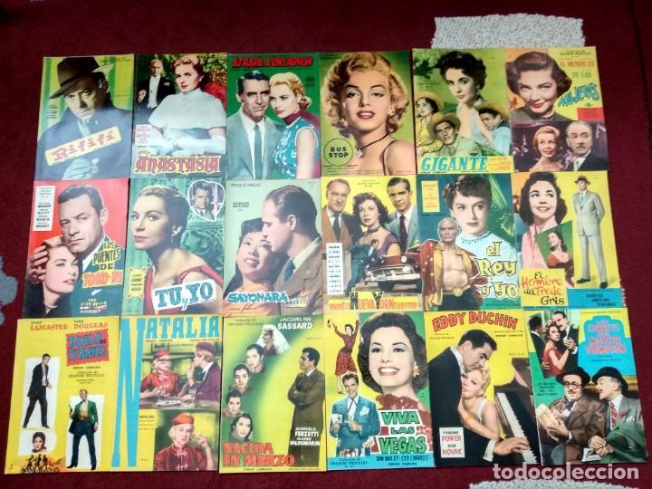 COLECCIÓN GRANDES PELICULAS (Cine - Revistas - Colección grandes películas)