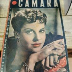Cine: REVISTA CAMARA, NUMERO 8, MAYO DE 1942. Lote 262838185