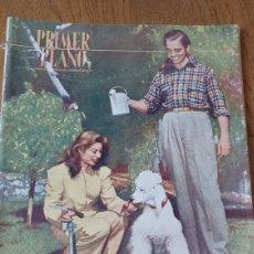 Cine: REVISTA PRIMER PLANO NÚMERO ESPECIAL N° 329.AÑO 1947.. Lote 262884790