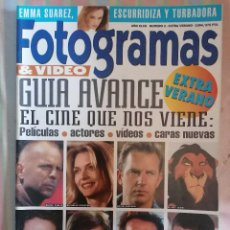 Cine: FOTOGRAMAS 2 EXTRA VERANO 1994. Lote 262922590