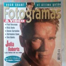 Cine: FOTOGRAMAS 1811 SEPTIEMBRE 1994. Lote 262922700