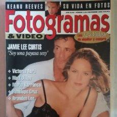 Cine: FOTOGRAMAS 1813 NOVIEMBRE 1994. Lote 262922910