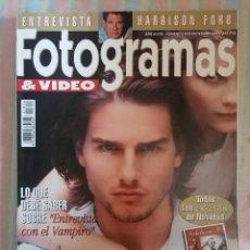 Cine: FOTOGRAMAS 1814 DICIEMBRE 1994. Lote 262923035