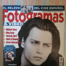 Cine: FOTOGRAMAS 1822 AGOSTO 1995. Lote 262924170
