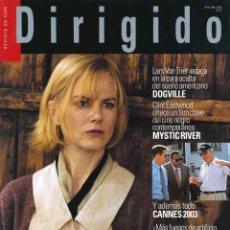 Cine: DIRIGIDO POR 324. Lote 262938470