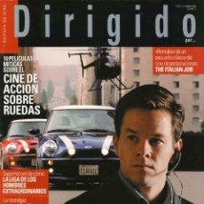 Cine: DIRIGIDO POR 326. Lote 262938610