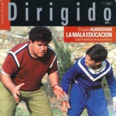 Cine: DIRIGIDO POR 332. Lote 262939260
