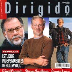 Cine: DIRIGIDO POR 342. Lote 262940025